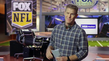 VISA Checkout TV Spot, 'FOX NFL: Gameday Deals' Featuring Curt Menefee - Thumbnail 2
