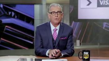 VISA Checkout TV Spot, 'FOX NFL: Gameday Deals' Featuring Curt Menefee - Thumbnail 4