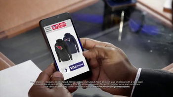 VISA Checkout TV Spot, 'FOX NFL: Gameday Deals' Featuring Curt Menefee - Thumbnail 5