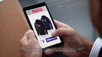 VISA Checkout TV Spot, 'FOX NFL: Gameday Deals' Featuring Curt Menefee - Thumbnail 6