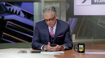 VISA Checkout TV Spot, 'FOX NFL: Gameday Deals' Featuring Curt Menefee - Thumbnail 7