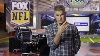 VISA Checkout TV Spot, 'FOX NFL: Gameday Deals' Featuring Curt Menefee - Thumbnail 8