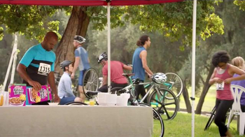 Kellogg's Raisin Bran TV Spot, 'Father and Daughter Bike-A-Thon' - Thumbnail 1