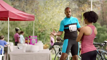 Kellogg's Raisin Bran TV Spot, 'Father and Daughter Bike-A-Thon' - Thumbnail 4