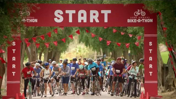 Kellogg's Raisin Bran TV Spot, 'Father and Daughter Bike-A-Thon'