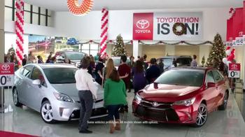 Toyota Toyotathon TV Spot, 'Final Days: 2016 Camry' - Thumbnail 1