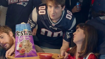 Tostitos Dip-etizers Spicy Queso TV Spot, 'Game Day' - 8555 commercial airings