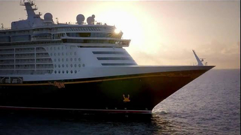 Disney Cruise Line TV Spot, \'Dreaming of the Perfect Family Vacation\'