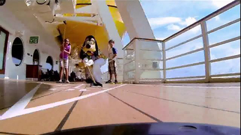 Disney Cruise Line TV Spot, 'Dreaming of the Perfect Family Vacation' - Thumbnail 5