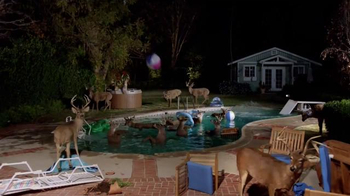 Farmers Insurance TV Spot, 'Hall of Claims: Stag Pool Party' - Thumbnail 4