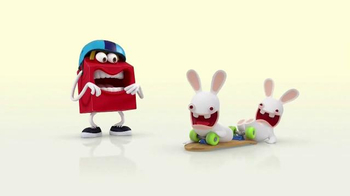 McDonald's Happy Meal TV Spot, 'Rabbids' - Thumbnail 4