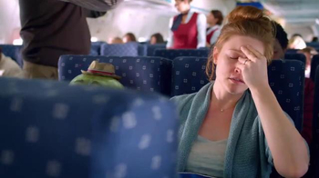 Mucinex Sinus-Max TV Spot, 'Airplane' - Thumbnail 1