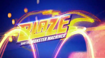 Blaze and the Monster Machines Flip & Race Speedway TV Spot, 'Velocity' - Thumbnail 1
