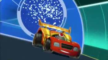Blaze and the Monster Machines Flip & Race Speedway TV Spot, 'Velocity' - Thumbnail 3