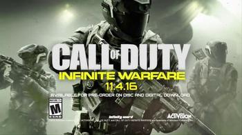 Call of Duty: Infinite Warfare TV Spot, 'Launch' - Thumbnail 9