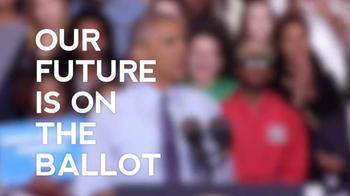 Hillary for America TV Spot, 'On the Ballot' - Thumbnail 1