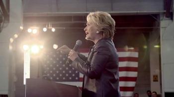 Hillary for America TV Spot, 'On the Ballot' - Thumbnail 3