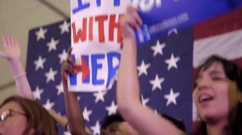 Hillary for America TV Spot, 'On the Ballot' - Thumbnail 4