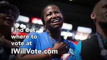 Hillary for America TV Spot, 'On the Ballot' - Thumbnail 8