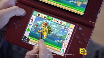 Nintendo 3DS TV Spot, 'Holiday Me-Time' - Thumbnail 4