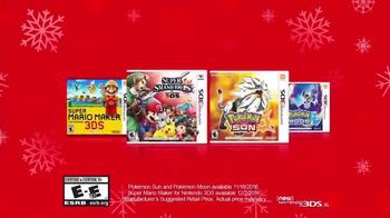 Nintendo 3DS TV Spot, 'Holiday Me-Time' - Thumbnail 9