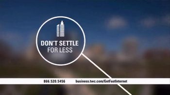 Time Warner Cable Business Class TV Spot, 'Your Business Deserves More' - Thumbnail 1