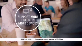 Time Warner Cable Business Class TV Spot, 'Your Business Deserves More' - Thumbnail 2