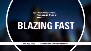Time Warner Cable Business Class TV Spot, 'Your Business Deserves More' - Thumbnail 6