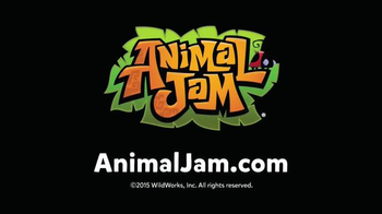 National Geographic Animal Jam TV Spot, 'Leaf It to Me' - Thumbnail 9