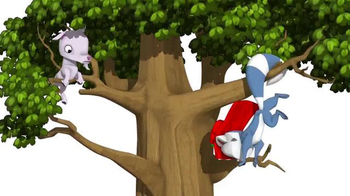 National Geographic Animal Jam TV Spot, 'Leaf It to Me' - Thumbnail 5