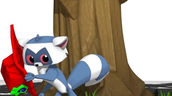 National Geographic Animal Jam TV Spot, 'Leaf It to Me' - Thumbnail 7