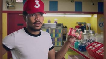 KitKat TV Spot, 'Chance the Wrapper Break' Featuring Chance the Rapper