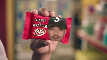 KitKat TV Spot, 'Chance the Wrapper Break' Featuring Chance the Rapper - Thumbnail 6