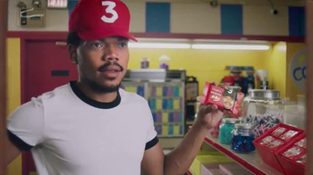 KitKat TV Spot, \'Chance the Wrapper Break\' Featuring Chance the Rapper