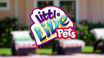 Little Live Pets Snuggles TV Spot, 'Best Friend Tiara' - Thumbnail 1
