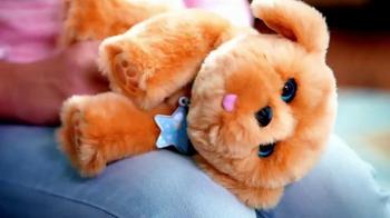 Little Live Pets Snuggles TV Spot, 'Best Friend Tiara' - Thumbnail 4