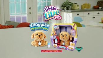 Little Live Pets Snuggles TV Spot, 'Best Friend Tiara' - Thumbnail 7
