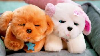 Little Live Pets Snuggles TV Spot, 'Best Friend Tiara' - Thumbnail 8