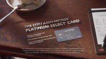 Citi AAdvantage Platinum Select Card TV Spot, 'How Adventure Begins' - Thumbnail 9
