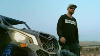 Can-Am Maverick X3 TV Spot, 'Hit the Links' Feat. Ken Block and BJ Baldwin - Thumbnail 3