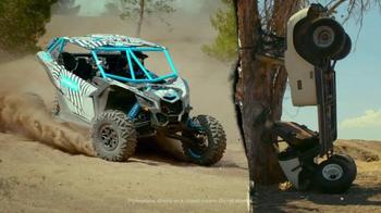 Can-Am Maverick X3 TV Spot, 'Hit the Links' Feat. Ken Block and BJ Baldwin - Thumbnail 8
