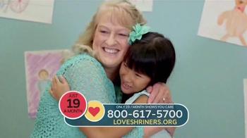 Shriners Hospitals for Children TV Spot, 'Gratitude' - Thumbnail 9