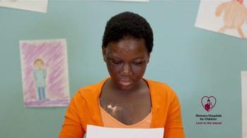 Shriners Hospitals for Children TV Spot, 'Gratitude' - Thumbnail 2