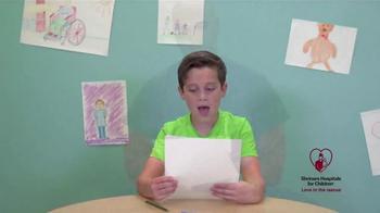 Shriners Hospitals for Children TV Spot, 'Gratitude' - Thumbnail 3