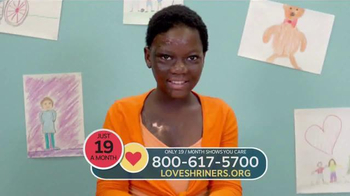 Shriners Hospitals for Children TV Spot, 'Gratitude' - Thumbnail 7