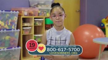 Shriners Hospitals for Children TV Spot, 'Gratitude' - Thumbnail 8