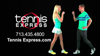 Tennis Express Black November TV Spot, 'New Rackets' - Thumbnail 7