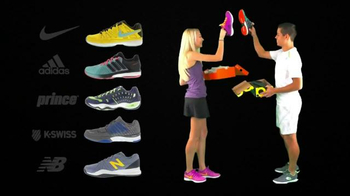 Tennis Express Black November TV Spot, 'New Rackets' - Thumbnail 4