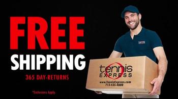 Tennis Express Black November TV Spot, 'New Rackets' - Thumbnail 6