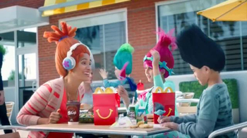 McDonald's Happy Meal TV Spot, 'Dreamworks Trolls Toys'